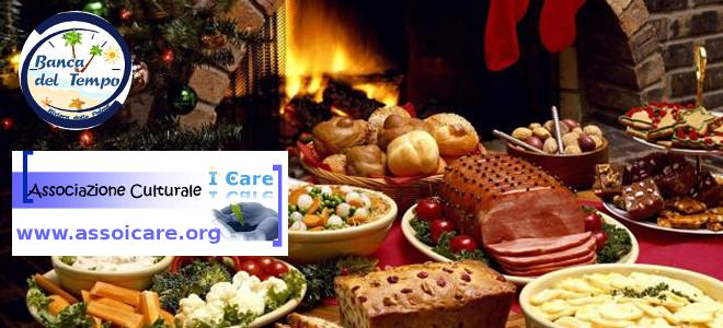 Cena Natale associazione i care e banca del tempo di grottammare
