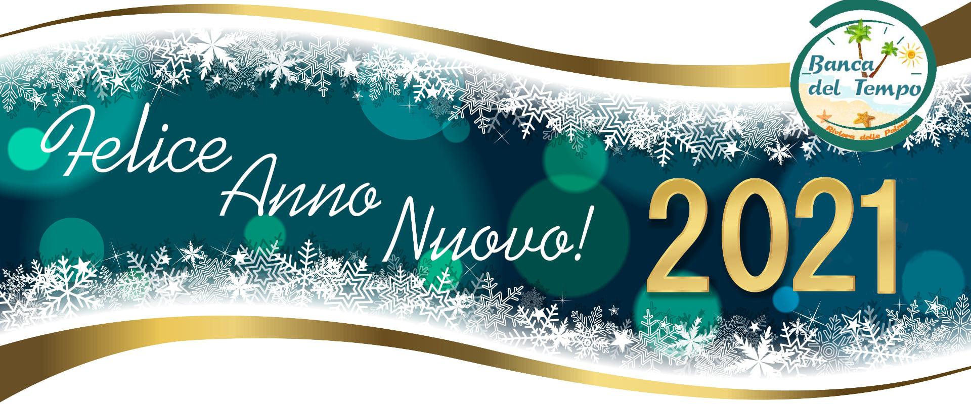 Buon Anno dalla Banca del Tempo Riviera delle Palme